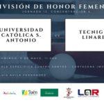 El Tecnigen Linares acaba la liga de División de Honor de tenis de mesa femenino