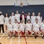 Calendario de la Liga Nacional de baloncesto femenino de los equipos Jiennenses