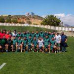El Jaén Rugby comenzará la temporada 21/22 en casa y contra el Liceo Francés