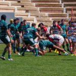Acento argentino para reforzar la línea de tres cuartos del Jaén Rugby